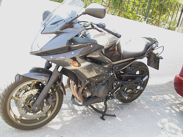 Yamaha XJ6 DIVERTION 021